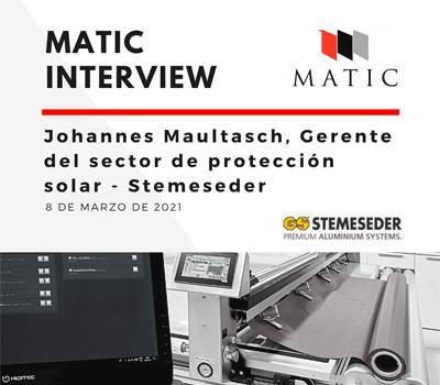 Entrevista con Stemeseder