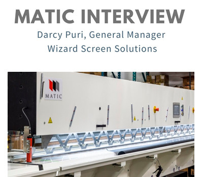 Interview with Wizard Screen Solutions.