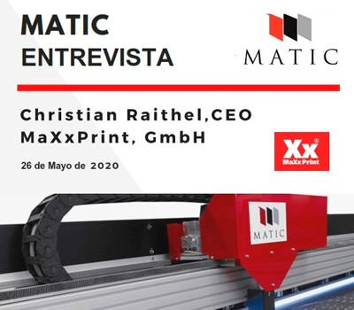 Entrevista con MaxxPrint