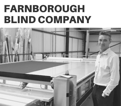 Case Study with Farnborough Blind Company