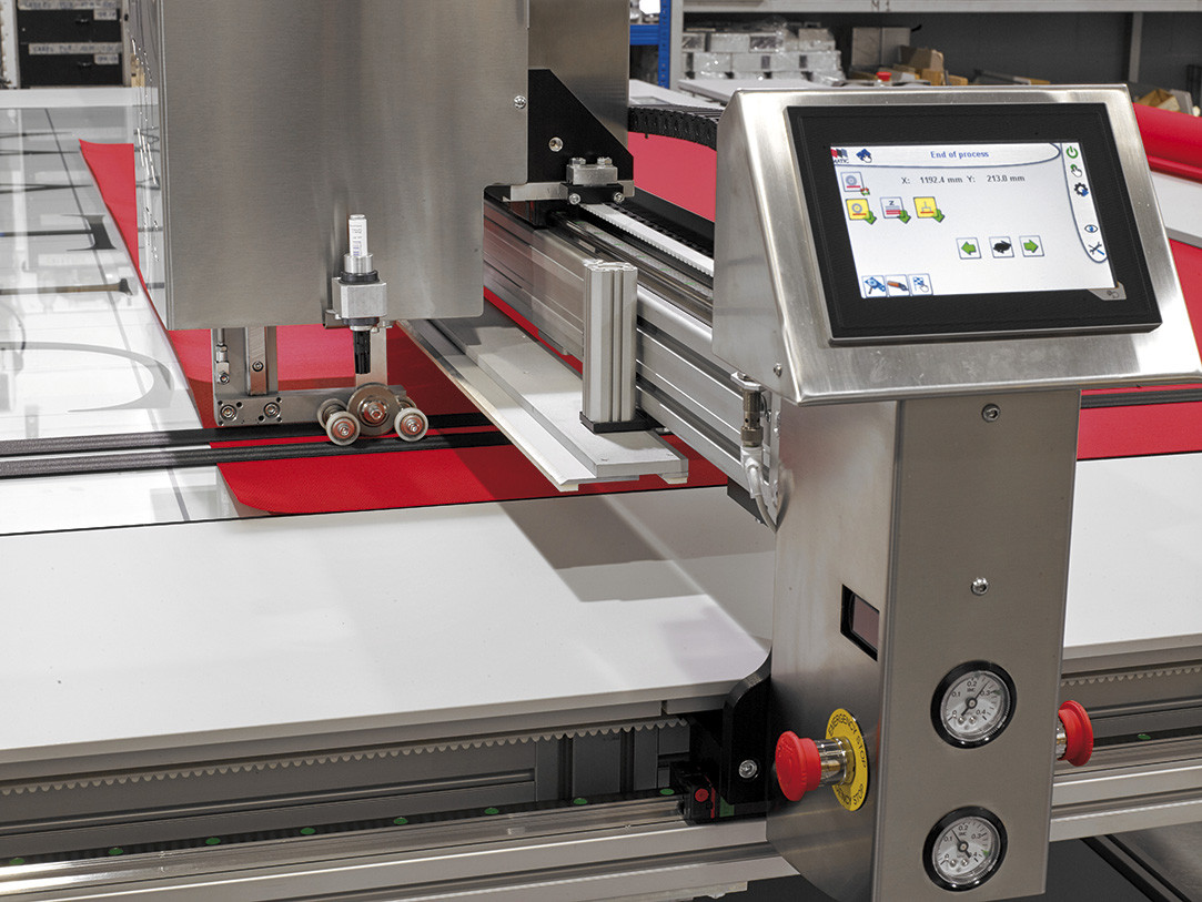 Matic M1 Ultimate automatic cutter with Ultrasonic and crush cut